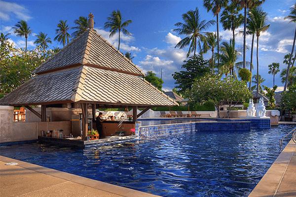 Fairhouse villas   spa koh samui pool