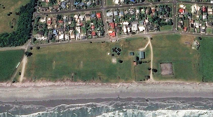 Eating The Shore New Zealand S Shrinking Coastline Stuff Co Nz