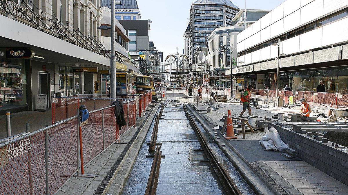 Christchurch Central News: Before, During And After: See How Christchurch Has Changed